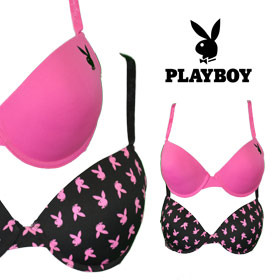 Sutiene PushUp Playboy