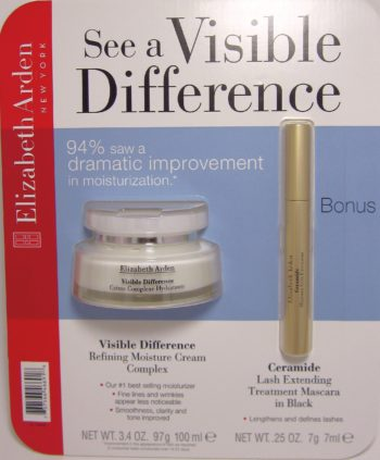 Visible Difference Refining Moisture Cream Set