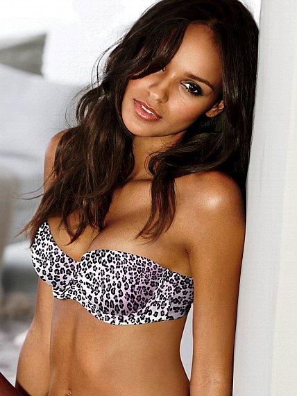 Sutien Victoria's Secret multi way Push-up Ghepard