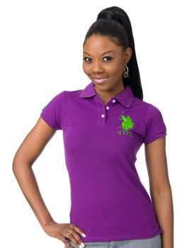 Bluza polo dama US Polo Assn. poney mare-0