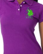 Bluza polo dama US Polo Assn. poney mare-416