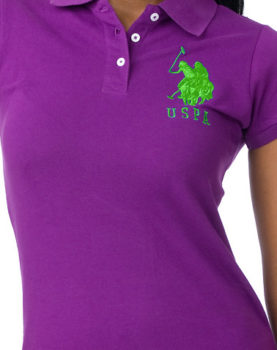 Bluza polo dama US Polo Assn. poney mare-416