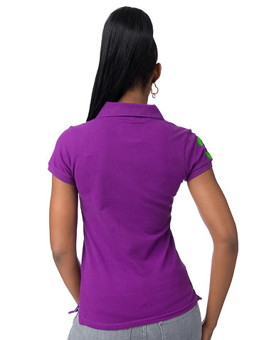 Bluza polo dama US Polo Assn. poney mare-417