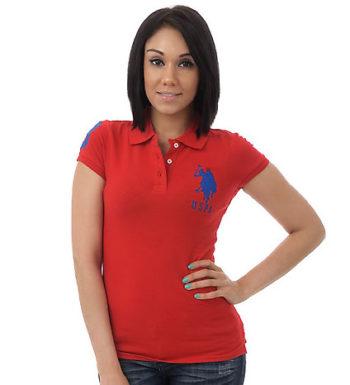 Bluza polo dama US Polo Assn. poney mare-0