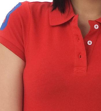 Bluza polo dama US Polo Assn. poney mare-415