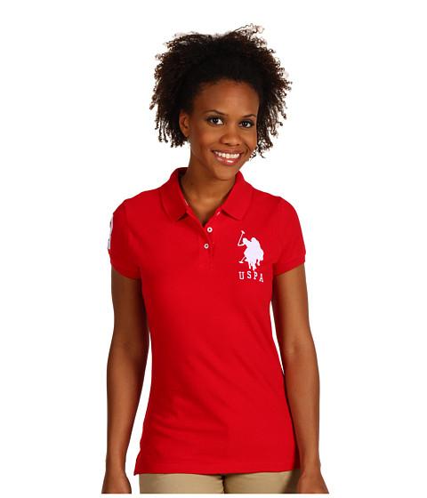 Bluza polo US Polo Assn. poney mare-0