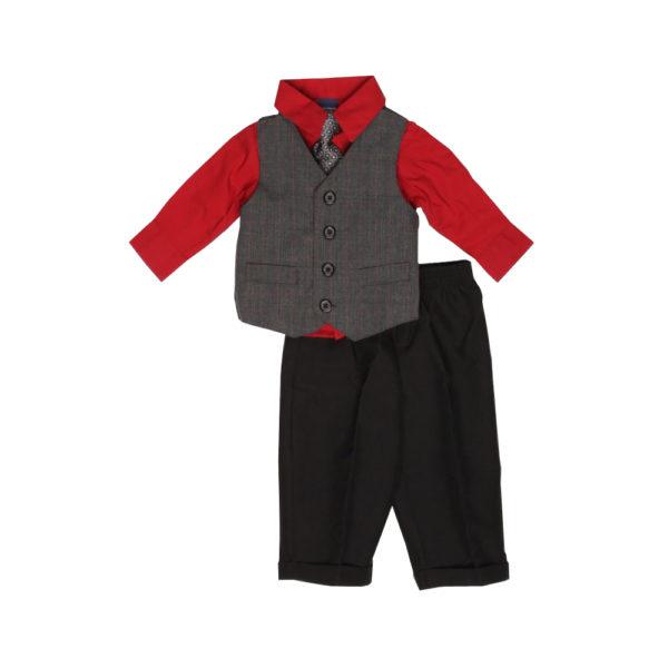 Costum baieti Jonathan Strong-0