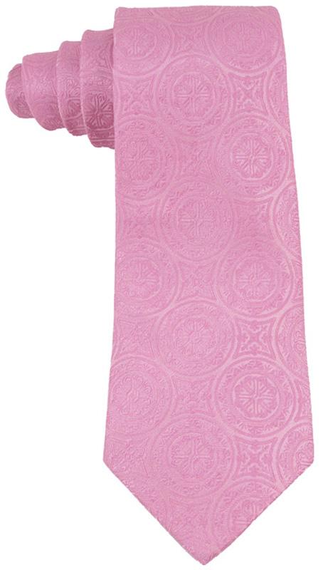 Cravata matase naturala Isaac Mizrahi