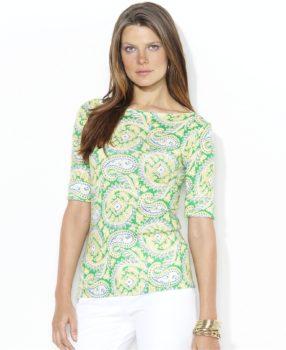 Bluza dama Lauren Ralph Lauren