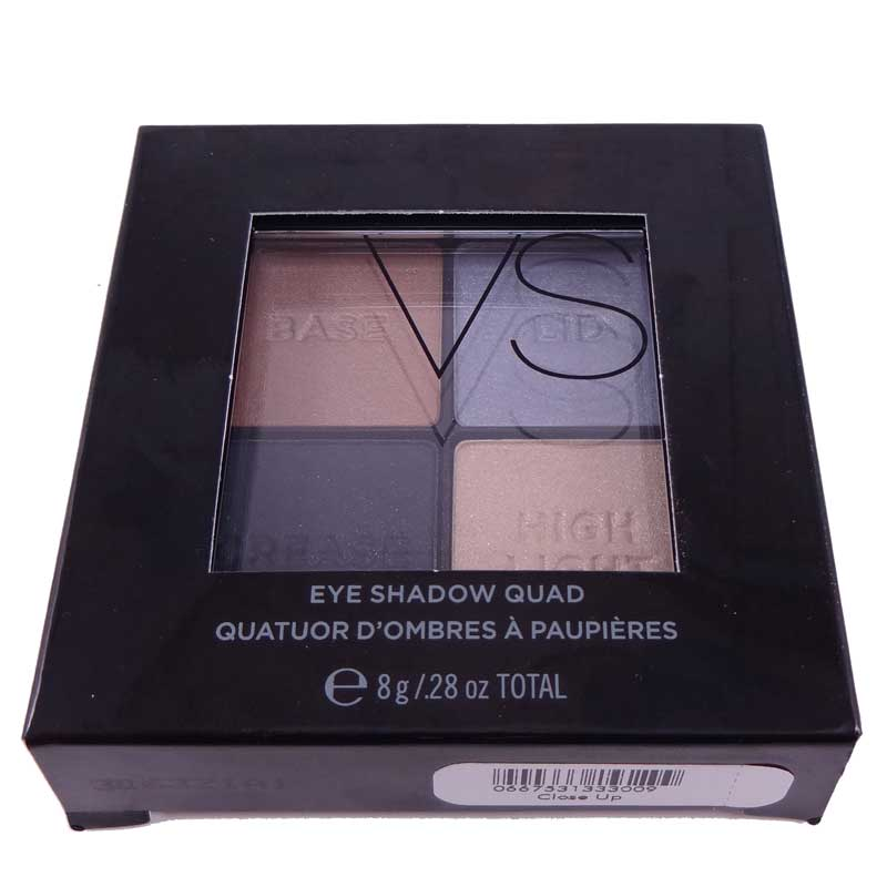 Victoria's Secret Eye Shadow Quad - Close Up