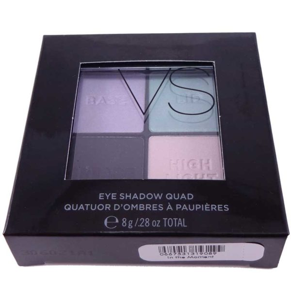 Victoria's Secret Eye Shadow Quad - In The Moment