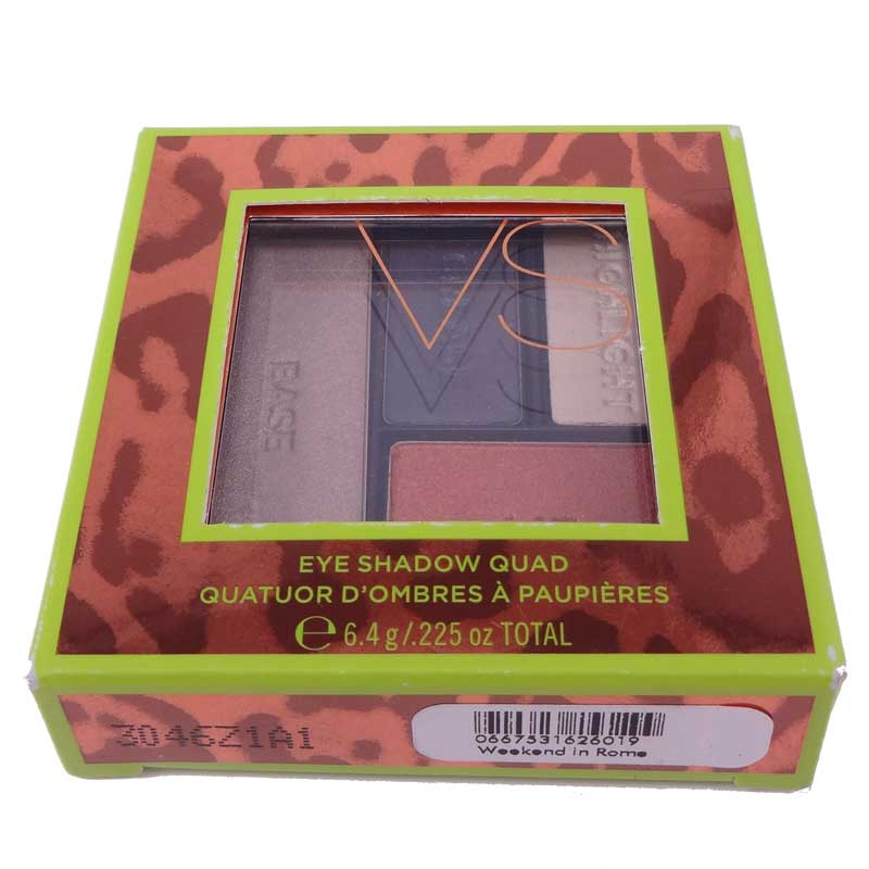 Victoria's Secret Eye Shadow Quad - Weekend In Rome