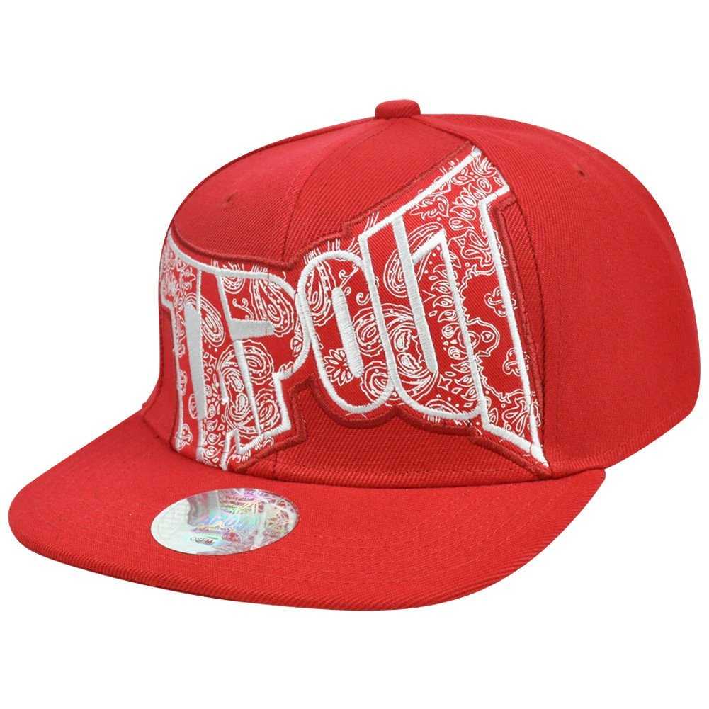 Sapca TapouT Patriot Red
