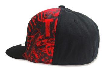 Sapca TapouT Smoke Black/Red