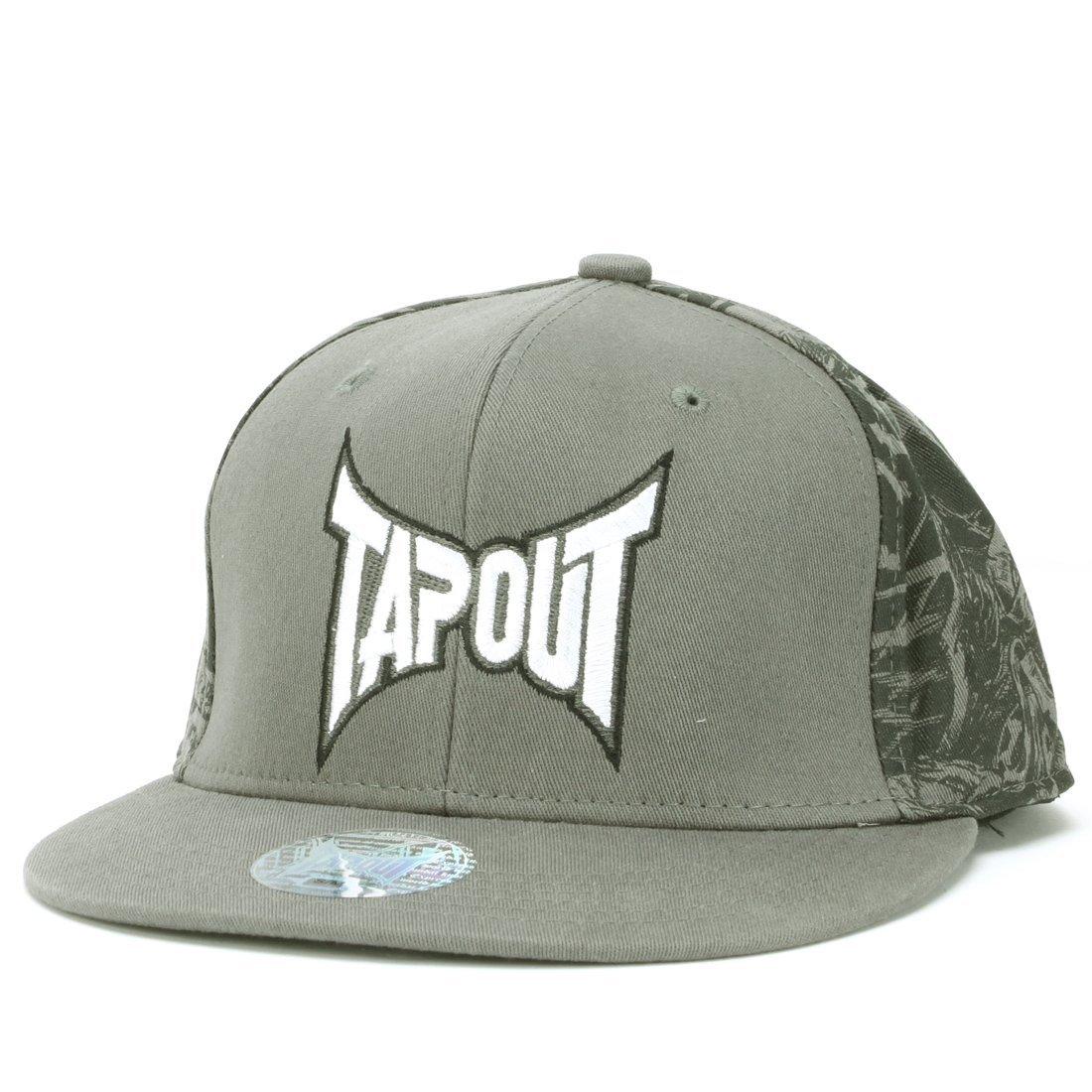 Sapca TapouT Smoke Grey