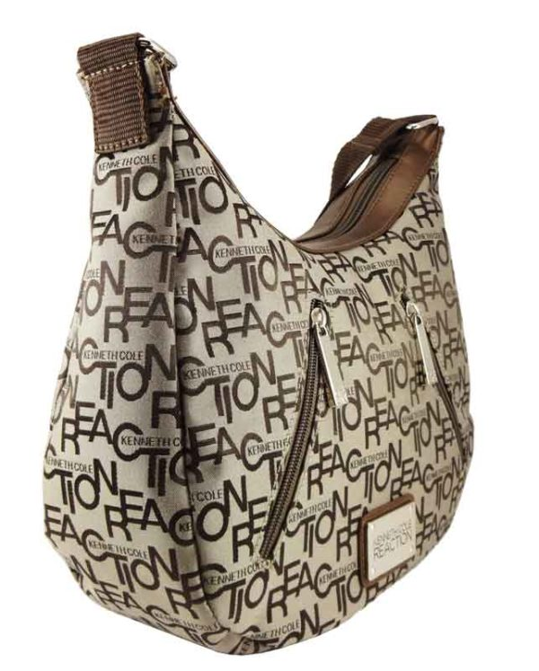 Geanta Kenneth Cole REACTION Hobo lateral