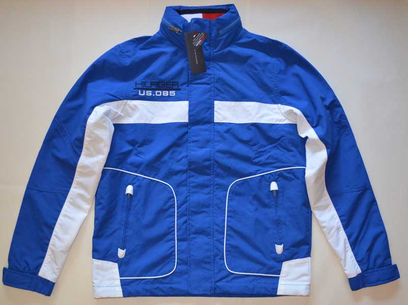 Geaca barbateasca Tommy Hilfiger Yachting Jacket albastra - front