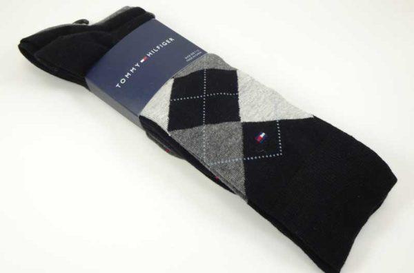Set 3 perechi ciorapi Tommy Hilfiger