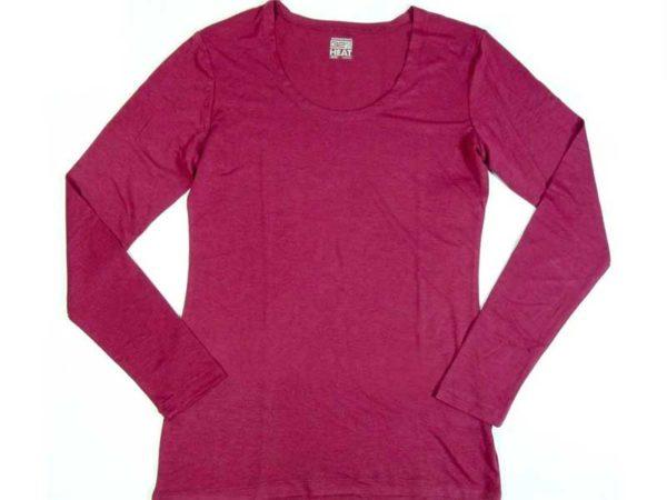 Bluza de corp termica 32 Degrees Heat berry