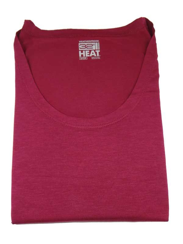 Bluza de corp termica 32 Degrees Heat - berry
