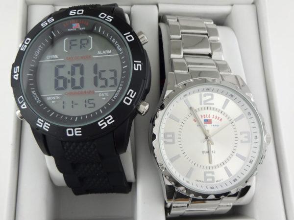 Set 2 ceasuri US Polo ASSN