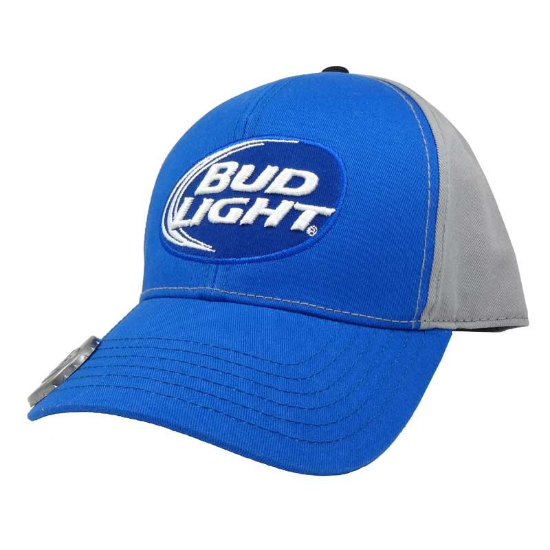 Sapca Bud Light cu desfacator de bere incorporat