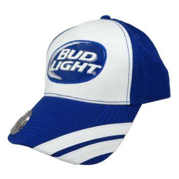 Sapca Bud Light desfacator de bere incorporat