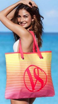 Geanta de plaja Victoria's Secret Sunset Swim Tote Beach Bag
