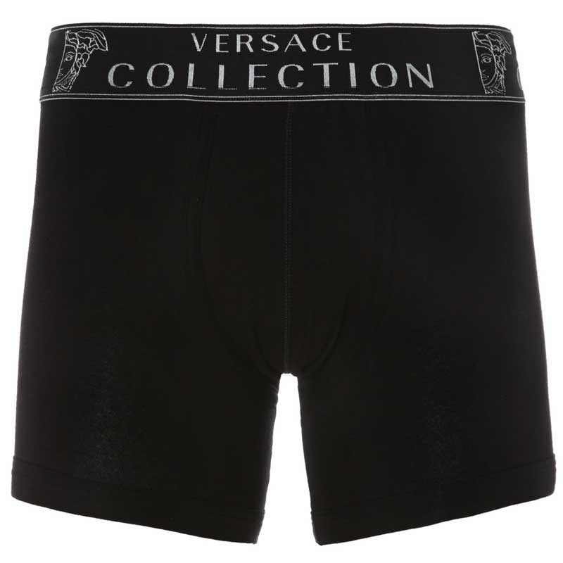 Boxer negru Versace Collection. Original, import SUA