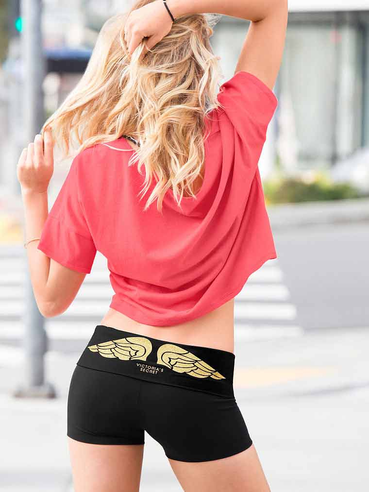 Pantaloni scurti Victoria's Secret