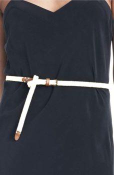 Curea dama Armani Exchange A|X alba – model