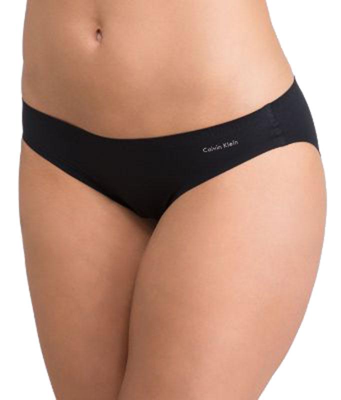 Set 4 chiloti Calvin Klein Smooth Microfiber Bikini Panty - model