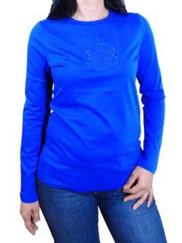 Bluza cu maneca lunga Lauren Ralph Lauren
