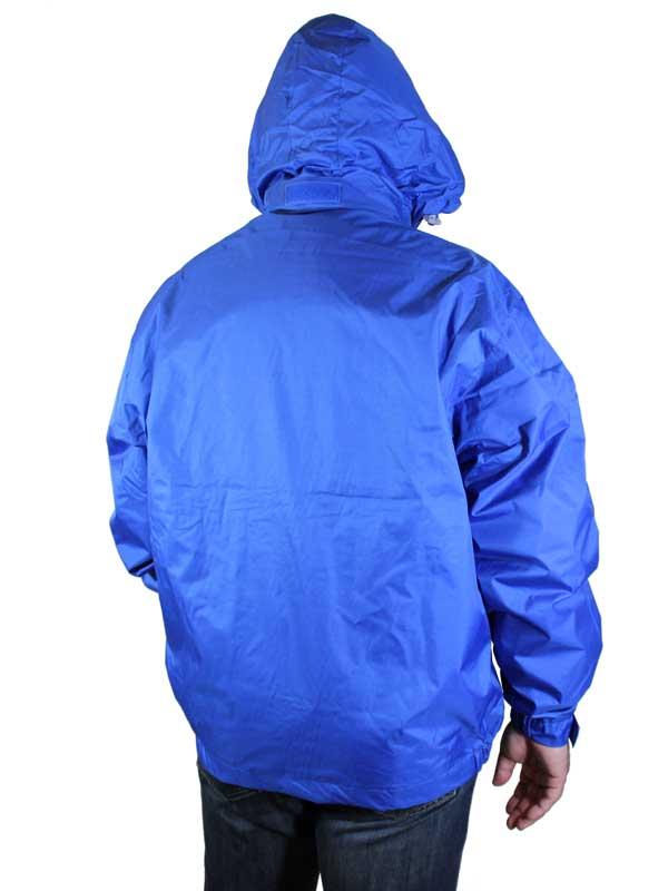 Geaca albastra de firma US Polo Assn - spate