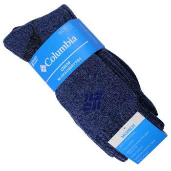 Set 2 perechi ciorapi dama Columbia