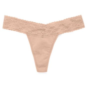 Chiloti dantela Victoria's Secret Thong Panty