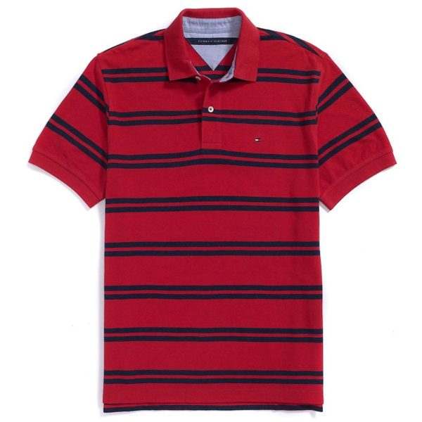 Tricou barbatesc Tommy Hilfiger clasic fit polo