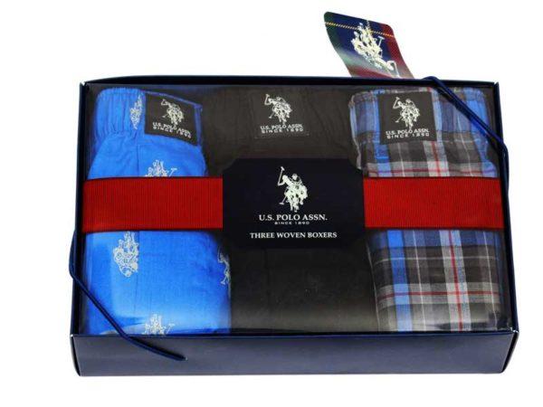 Set 3 perechi boxeri US Polo ASSN