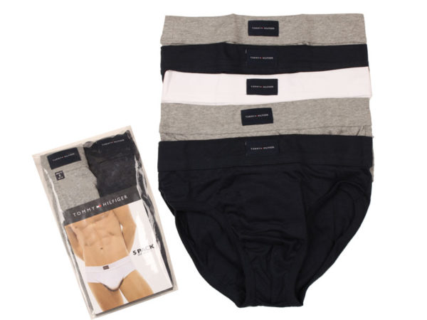 Set 5 perechi chiloti barbati Tommy Hilfiger hip brief