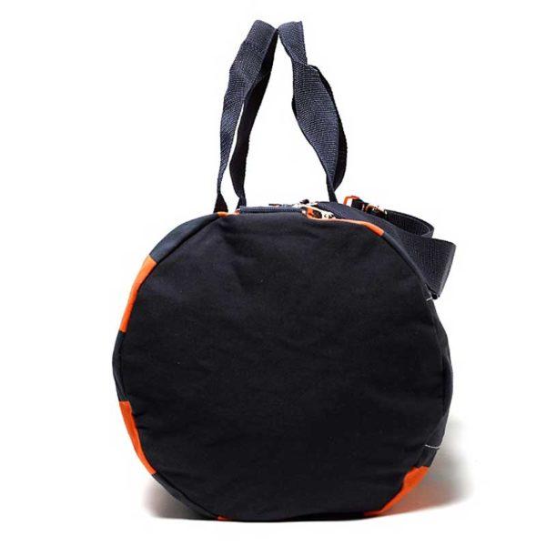 Geanta mare sport Tommy Hilfiger - navy orange - lateral