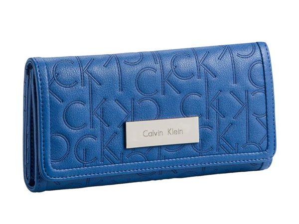 Portofel dama Calvin Klein Sadie Mega Continental trifold