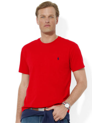 T-shirt Polo Ralph Lauren rosu