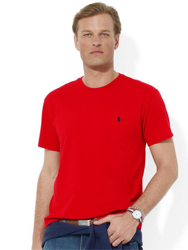 T-shirt Polo Ralph Lauren rosu