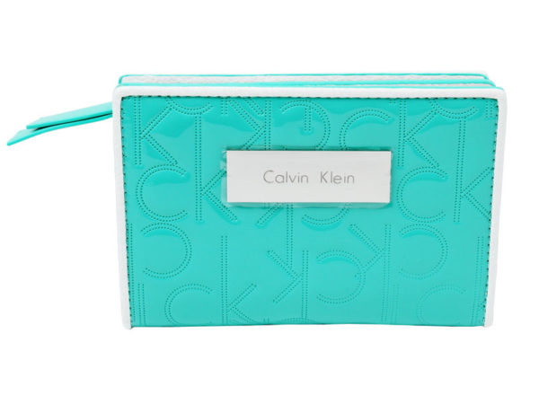 Portofel dama Calvin Klein Sadie Logo French Clutch Gift Set