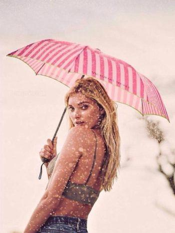 Umbrela Victoria's Secret - model