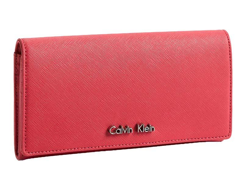 Portofel dama Calvin Klein Scarlett Flap Envelope Continental Wallet-0