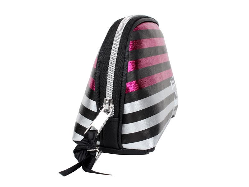 Geanta cosmetice tip portfard Victoria's Secret Beauty Bag - laterala 2