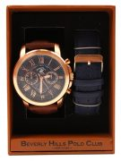 Beverly-Hills-Polo-Club-Heritage-mens-watch-54019