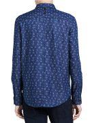 Calvin-Klein-Jeans-Men's-Long-Sleeve-Spiral-Botanical-Print-Button-Down-Shirt–model-back-417008P-IONIAN-408