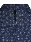 Calvin-Klein-Jeans-Men's-Long-Sleeve-Spiral-Botanical-Print-Button-Down-Shirt–model-back-417008P-IONIAN-408-detail1